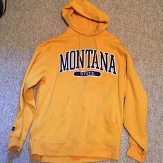 Montana State sweatshirt Good condition Jackets & Coats