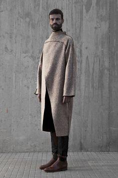 Etxeberria Explores Texture for their Fall/Winter 2013 Collection