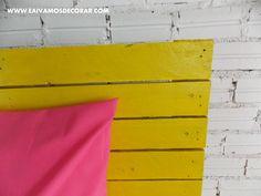 DIY | COMO FAZER SOFÁ DE PALLETS - e aí, vamos decorar?