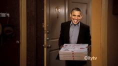 Obama when he comes back from Vacation