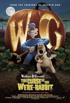 Wallace & Gromit - A Batalha dos Vegetais (Wallace & Gromit in The Curse of the Were-Rabbit), 2005