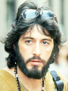 """Men:  Al Pacino, """"Serpico."""" ♥"""