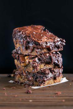 Brownies con chispas de chocolate | 37 increíblemente deliciosas recetas de brownies