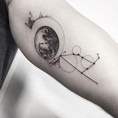 Scorpion  #moon #horoscope #scorpion #tattoo #tattedup #tattooed #tattooartist #tattooart #tattoos #tattoolife #tatted #tattrx #equilattera #blackworkerssubmission #inkstinctsubmission #txttooing #iblackwork #taot #dotwork #blackwork #geometric #geometry #circle #samsaratattoo #hungary #budapest