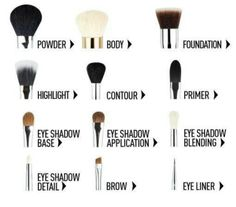 Sigma brushes...can't even explain how badly I want my own!
