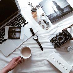 """hikari☆。* on Instagram: """". イタリアの時計ブランド Klasse14さんから提供頂きました。 今ならキャンペーン中で公式ホームページ(klasse14.com)で割引コード 「#hikari」を入力すると12%OFFになります✨ 写真の時計はVOLARE BLACK36です"""""""