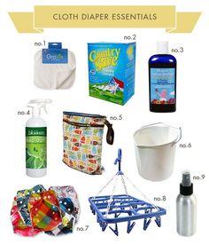 Cloth-Diaper-Essentials