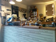 Grindsmith coffee in Manchester, Manchester
