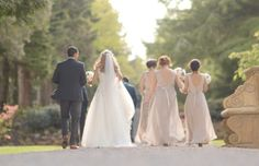 Zara + Derek's Cute & Classic Wedding at The Lodge at Ashford Castle