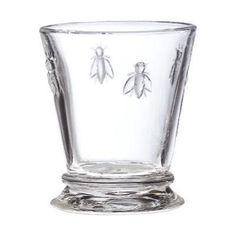 Bee Tumbler Glass