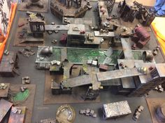 LGS Terrain Table (Told someone other day I would post it) - Album on Imgur
