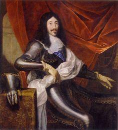 Louis XIII, roi de France, par Juste d'Egmont