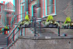 https://flic.kr/p/BFHKVL | Oude Stadhuis Schiedam 3D | anaglyph stereo red/cyan  Old townhall
