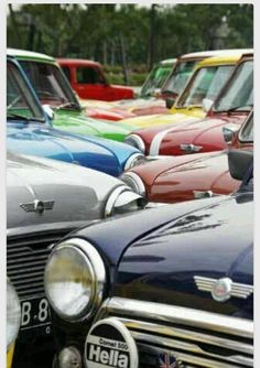 You can't go wrong with Mini Cooper. :) #mini #cooper #car