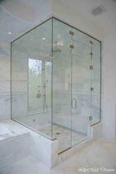 Luxury Cool Shower Doors