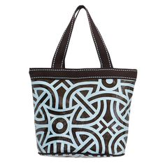 Zip Lunch Tote from Mixed Bag Designs $16 Love their fundraisers!