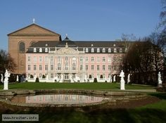 Electoral Palace, Trier, Germany