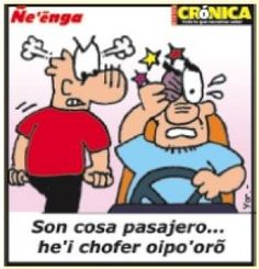 CRóNICA - Ñe'enga