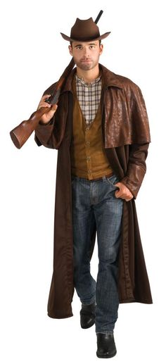 tame the wild west as a sharp shooting gunslinger while wearing the mens cowboy costume wild west costumes pinterest costumes wild west costumes