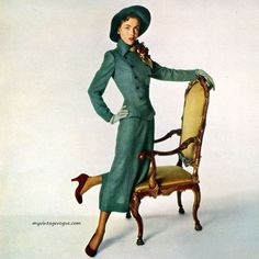 Suit by Monte Sano 1949