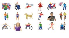 Scope released a set of 18 emojis on World Emoji Day to highlight lack of representation of people with disabilities—IndependenceFirst—working for full inclusion of people with disabilities  www.IndependenceFirst.org