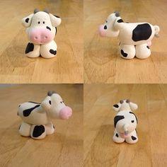vaca de plastilina - Buscar con Google