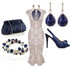 Love the Navy - Polyvore