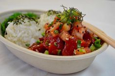 Sam Choy's Poke To The Max Opens in Hillman City This Weekend
