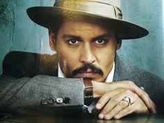 Johnny Depp ~ by Annie Leibovitz
