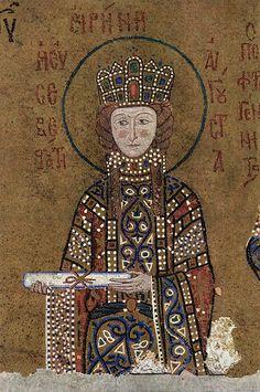 Hagia Sophia - Saint Irene of Hungary