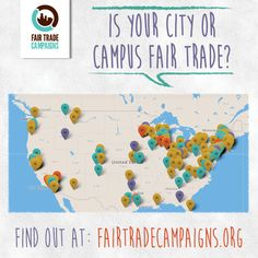 #DidYouKnow there are over 215 @ftcampaigns on campuses & communities across the country?! Join the movement today at: http://FairTradeCampaigns.org/  #BeFair #FairTrade #grassroots #grassrootsmovement