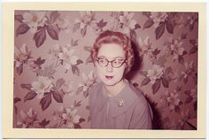 cat eye glasses, wallpaper, perfect vintage