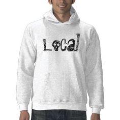 """Local"" hoodie!"