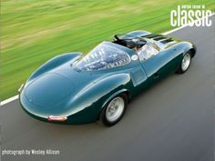 1966-jaguar-XJ13-three-quarter-in-motion