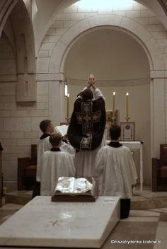Requiem za wszystkich wiernych zmarłych 7.11.2015 Taken at Sanktuarium Świętego Jana Pawła II w Krakowie