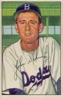 1952 Bowman