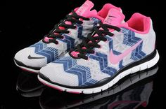 Buy Wmns Nike Free Tr Fit 3 Prt Womens Light Grey Hot Pink Dark Blue 555159  015 with best discount.All Nike Free TR Fit 3 Womens shoes save up.
