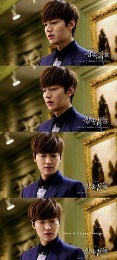 Heirs ~ Lee Min Ho as Kim Tan