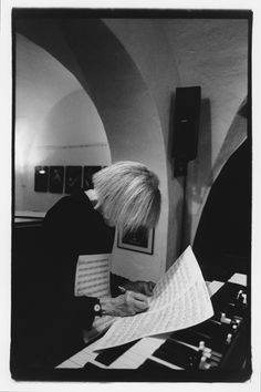 Carla Bley (b. May 11, 1936) is an American jazz composer, pianist, organist and one of the relatively few women band leaders in jazz…