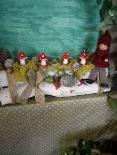Adventi koszorú személyesen átvehető Bp XXIII. kerületében Advent Calendar, Christmas Ornaments, Holiday Decor, Home Decor, Decoration Home, Room Decor, Advent Calenders, Christmas Jewelry, Christmas Decorations