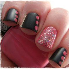 Instagram photo by agirlandherpolish #nail #nails #nailart