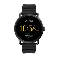 Fossil Q Wander, Q Marshal Smart Watches and New 'Smart Analog' Watches
