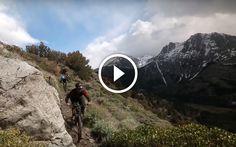 Watch: Sierra Secret Riding near June Lakes, CA