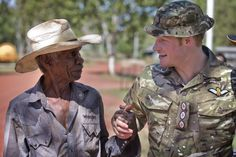 Prince Harry Photos: Prince Harry On Military Secondment With Australian Defence Force