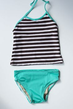 : Girls Two- Piece Bathing Suit - Tutorial Update