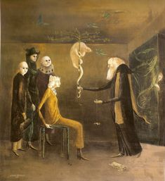 Syssigy — Leonora Carrington