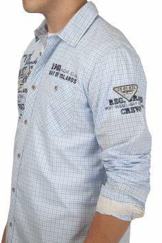 d3de1c7e7c Camp David ® Shirt Bay of Island - Stateshop Fashion Moda Masculina