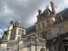 Travel & Adventures:  Fontainebleau. A voyage to  Fontainebleau, Île-de-France, France, Europe.