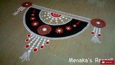 Indian Rangoli Designs, Rangoli Designs Latest, Simple Rangoli Designs Images, Rangoli Designs Flower, Small Rangoli Design, Rangoli Border Designs, Colorful Rangoli Designs, Flower Rangoli, Beautiful Rangoli Designs