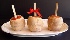 apple pie carmel apples